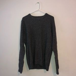 Men's Forever 21 Grey Knit Sweater